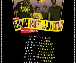 "Fatlip & Slimkid3 announce ""Bizarre Ride Live"" European Dates [SCHEDULE]"