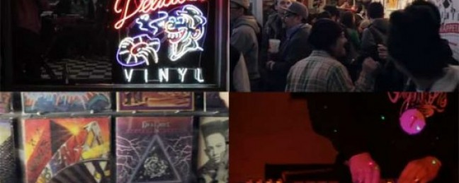 Delicious Vinyl's Official DV Shop Opening Party [VIDEO]