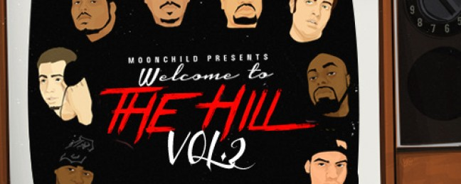 "Moonchild ""Welcome To The Hill Vol.2"" [ALBUM] x ""Black Kings"" [VIDEO]"