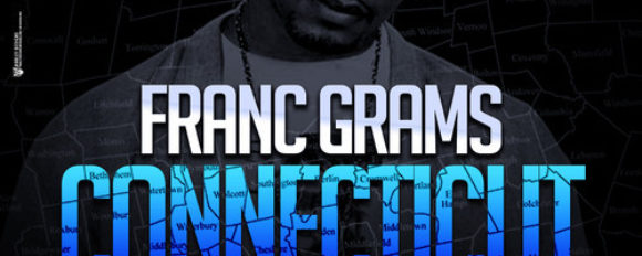 """Franc Grams """"Connecticut"""" (Prod. by Apathy) [DOPE!]"""