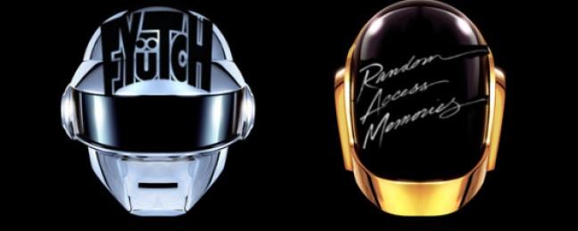 """Daft Punk """"Random Access Memories"""" (FYÜTCH Remix Medley)"""