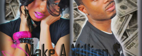 "Pennjamin Bannekar ""Make A Million $"" ft. Krystle S. [DOPE!]"