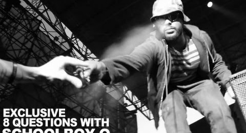 Rhustle Media Interview With Schoolboy Q [VIDEO]