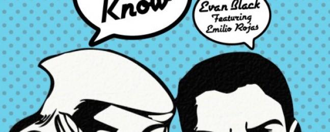 "Evan Black ft. Emilio Rojas ""Let Em Know"" (Prod. by King I Divine)"