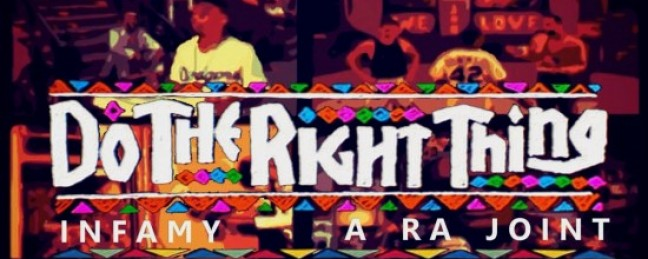 "Infamy ""Do The Right Thing"" [VIDEO]"