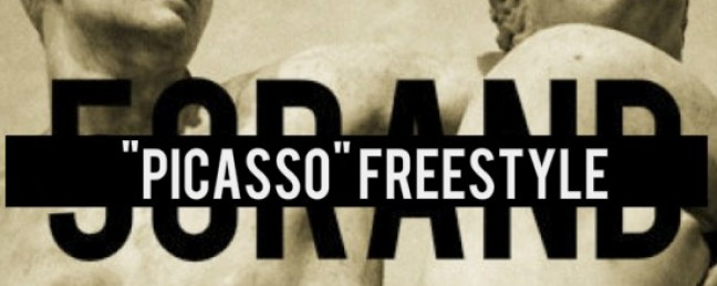 "5 Grand ""Picasso Baby (Freestyle)"" [DOPE!]"