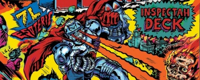 "Czarface (Inspectah Deck, 7L & Esoteric) ""Hazmat Rap"" [VIDEO]"