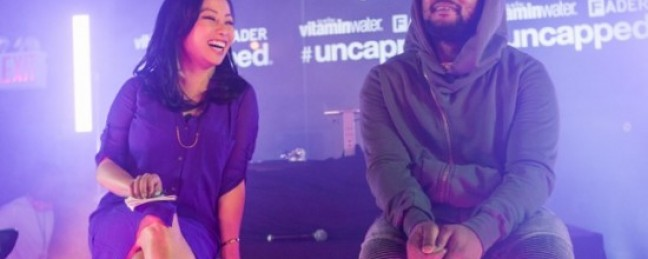 "Miss Info Interviews ScHoolboy Q & SZA for ""Vitaminwater® #Uncapped"" [VIDEO]"