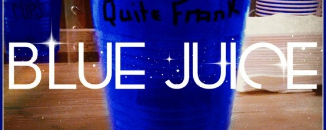 "Quite Frank ""Blue Juice"" [DOPE!]"
