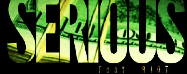 """Dutch New York ft. Riot  """"Serious"""" (Prod. by Max Dollas & Rex) [DOPE!]"""