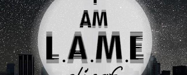 """Eli Saf """"I AM L.A.M.E."""" [MIXTAPE]"""