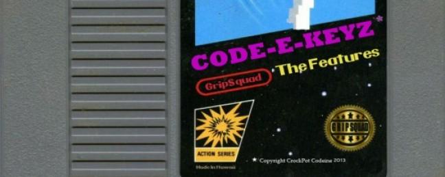 """Code-E-Keyz """"The Features"""" [ALBUM]"""