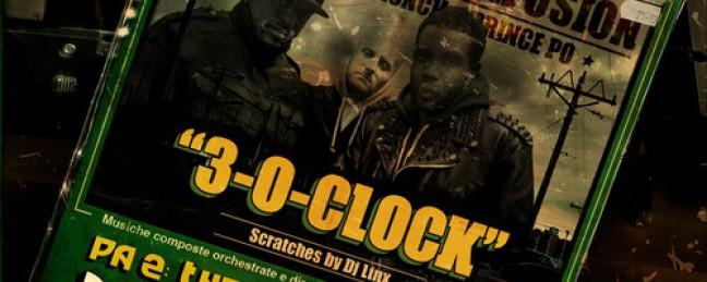 "Marco Polo ""3-O-Clock"" ft. Organized Konfusion (Pharoahe Monch & Prince Po) [DON'T SLEEP!]"