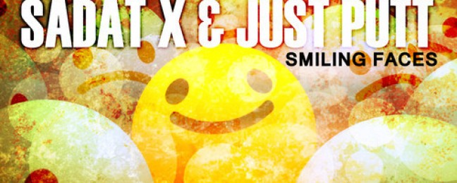 """Sgt. Over ft. Sadat X & Just Putt """"Smiling Faces"""" [DON'T SLEEP]"""