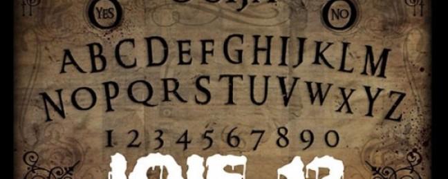 """Joie 13 """"Ouija Board"""" [DOPE!]"""