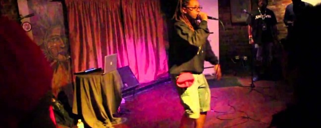 "Rich. E Rheu x Cash Community Performance at ""A3C Hip Hop Festival"" [VIDEO]"