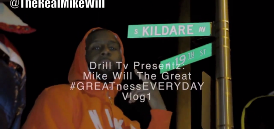 "Mike Will The Great ""#GREATnessEveryDay: Vlog 1″ [VIDEO]"