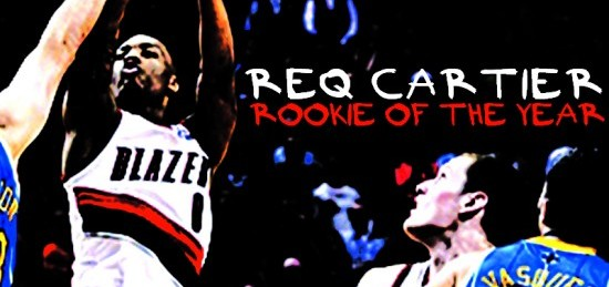 "ReQ Cartier ""Rookie Of The Year"" [DOPE!]"