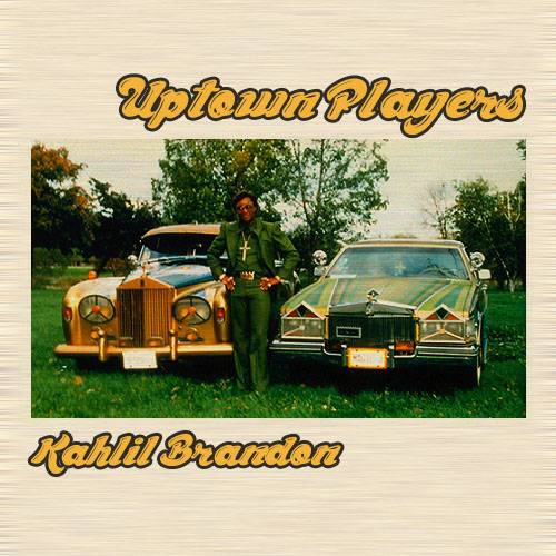 Kahlil Brandon - Uptown Players Artwork