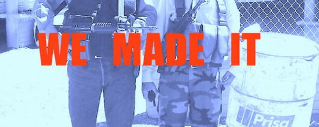 "Vasco ""We Made It"" [DOPE!]"