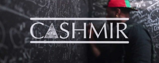 "Cashmir ""Numbers"" [VIDEO]"