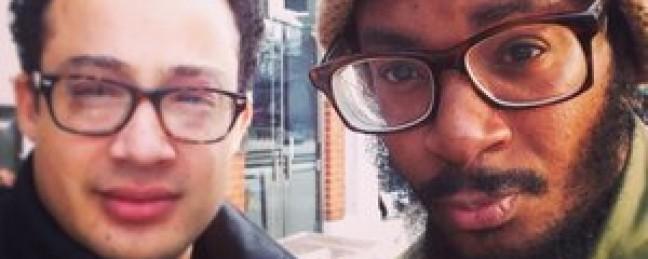 Kensaye Chops It Up With UK MC Ty [AUDIO]