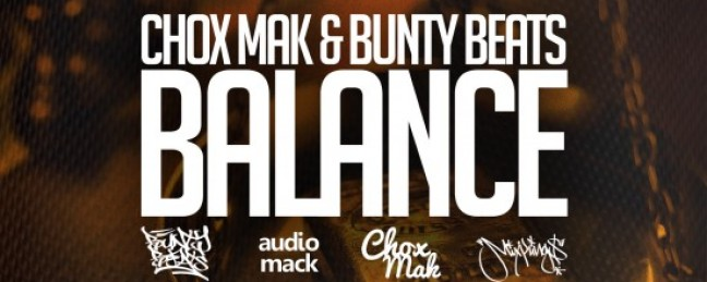 "Chox-Mak's ""Balance"" Mixtape Drops March 24th! [VLOG]"