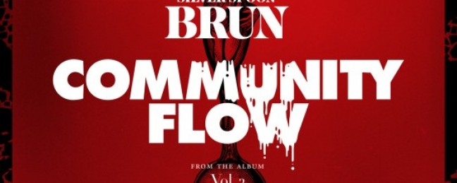 "Silver Spoon Brun ""Community Flow"" [DOPE!]"