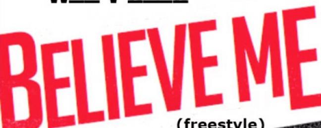 "Rob Fresh ""Believe Me"" (Freestyle) [DOPE!]"