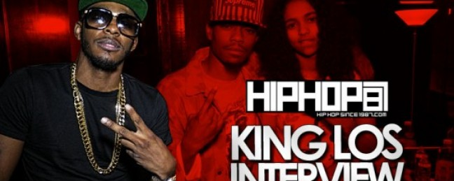 King Los Talks 'Zero Gravity 2' with HHS1987 [VIDEO]