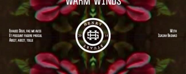 "SZA ""Warm Winds"" (Hollywood Henry Remix)[DON'T SLEEP!]"