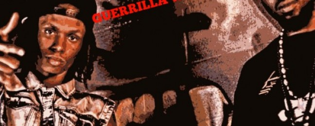 "Chox-Mak & Henny Tha Brain ""Guerrilla Warfare"" (Audio Murder Chronicles) [MIXTAPE]"