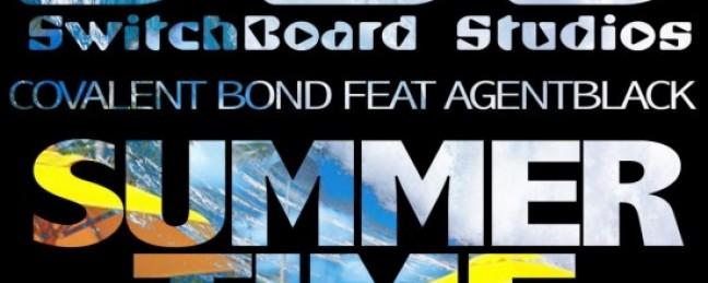 "Covalent Bond ""Summertime Reasons"" ft. Agent Black (Prod. by Covalent Bond & Strange Moods) [DOPE!]"