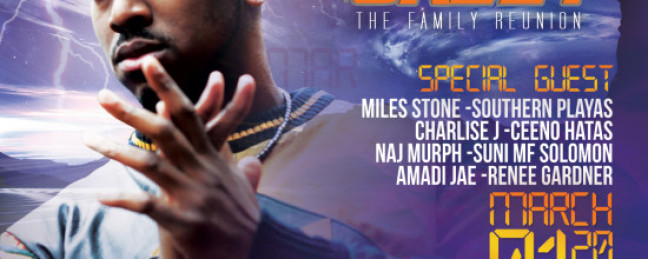 """Miles Stone """"#DrinkNGreet: The Family Reunion"""" [EVENT]"""
