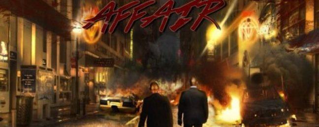 "Multiple Skillz ""Ballistic Affair EP""(Prod. by Messy Beatz)"