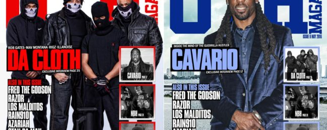 News: Overtime Hustlin Magazine ( @OvertimeHustlin ) Issue 9 available now!