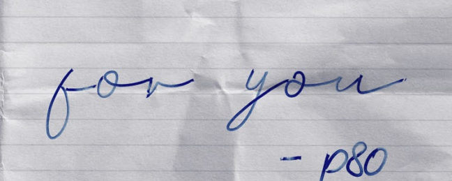 """P 80 –  """"For You"""" Ft. Selina Carrera"""