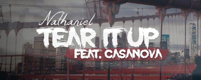 New Music: Nathaniel Ft. Casavona – Tear It Up (@NathanielRnB)