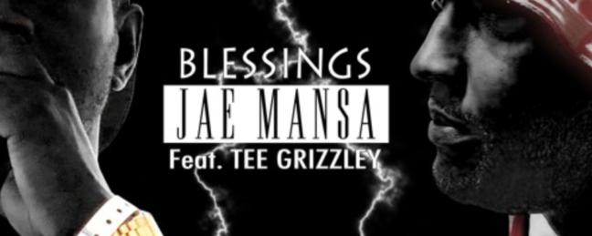 "Jae Mansa – ""Blessings"" Ft. Tee Grizzley"