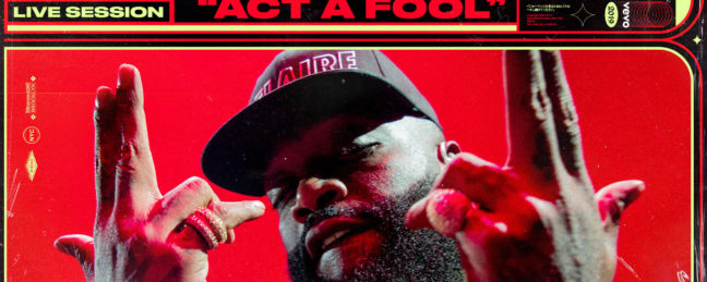 [VIDEO] Rick Ross performs Act A Fool and BIG TYME for Vevo's Ctrl series