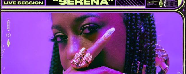 Vevo and Rapsody Release Live Performance Video for Serena [Video]