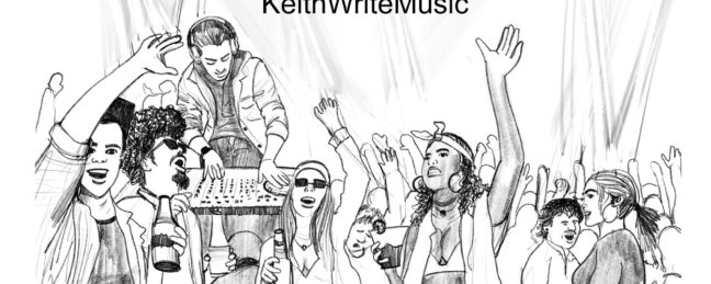 """Rapper KeithWritesMusic Has A Lot To """"Celebrate"""""""