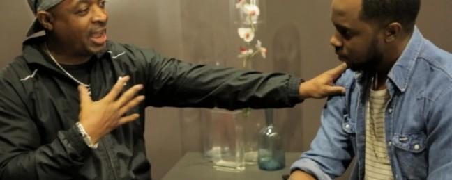 Kydd Meets Public Enemy's Chuck D [VIDEO]