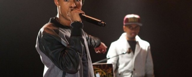 """Diggy Simmons """"Burn"""" (Freestyle) [DOPE!]"""
