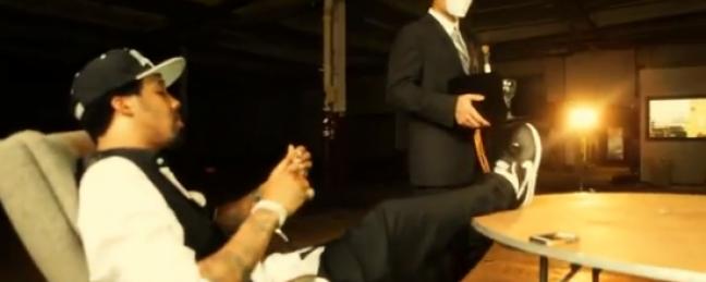 """Chevy Woods """"Ace N Mitch"""" (Prod. by Key Wayne) [VIDEO]"""