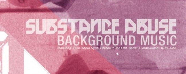 """Substance Abuse ft. KRS One """"Rear View"""" [DOPE!]"""
