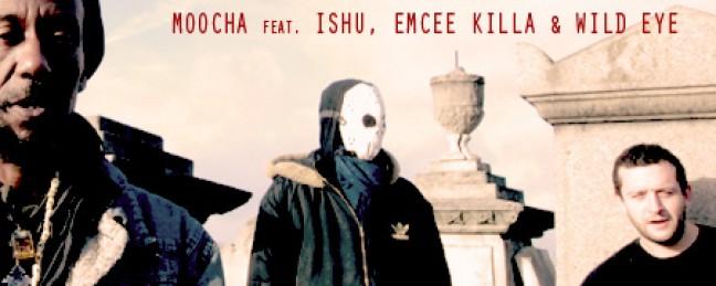 """Moocha ft. Ishu, Emcee Killa and MC Wild Eye """"Pressure In Sisdem"""" [VIDEO]"""
