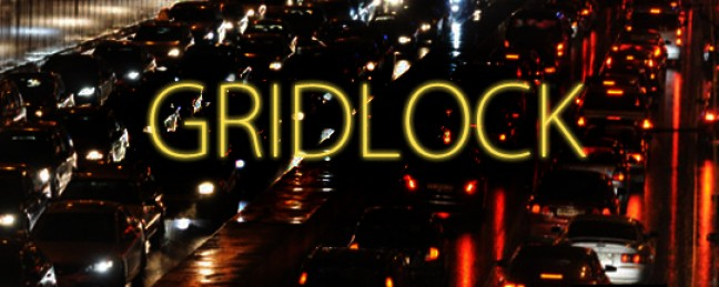 "Capital G ""Gridlock"" [DOPE!]"