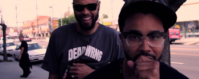 """Sean Armstrong """"Took Control"""" ft. Tajai (of Souls of Mischief) & pHoenix (Prod. by !llmind)"""