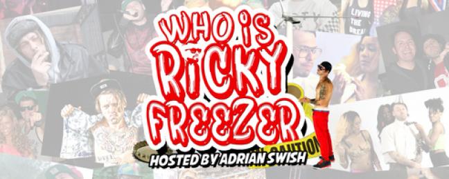 """Ricky Freezer """"Who is Ricky Freezer?"""" (Hosted by Adrian Swish) [MIXTAPE]"""